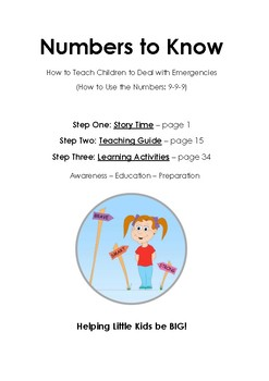 Numbers to Know - How to Teach Children to Deal with Emergencies (999)