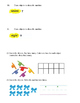 Numbers to ten mini assessment/exit ticket