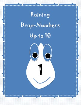 Numbers up to 20 with Raindrops - Learn Basic Shapes