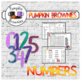 Numbers (wordsearch,crosswords,math)