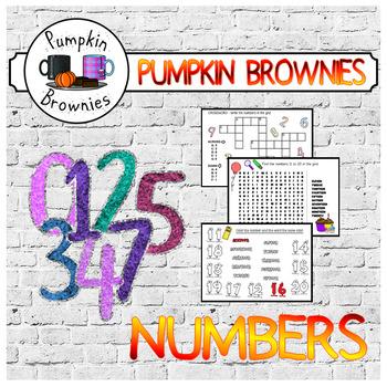 Numbers (wordsearch,crosswords,math)