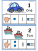 Numbers1-10- Transportation Edition