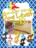 Numbersense Dog Leash (1-10)