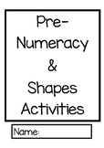 Numeracy Booklet