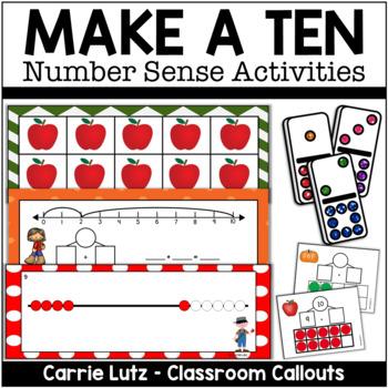 Making Ten Activities