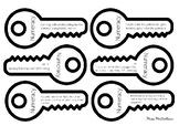Numeracy Early Finisher Keys