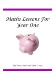 Money Lesson Plans - Grade One Numeracy