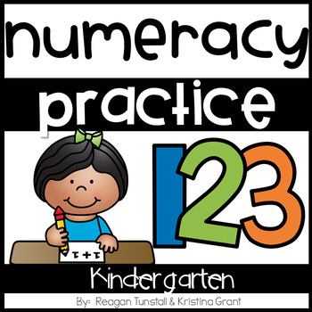 Numeracy Practice Pages