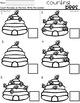 Numeracy Practice Pages Kindergarten