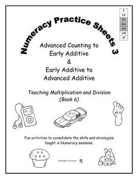 Numeracy Practice Sheets 3 (Mult / Div)