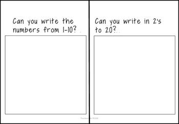Numeracy Task Cards