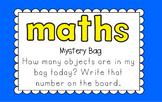 Numeracy Warmup Term 1 Kindergarten PC