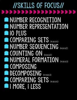 Numeracy to 20!