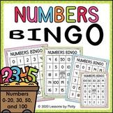 Number Bingo Game