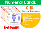 Numeral Cards / Number Cards
