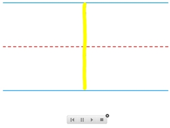 Numeral Formation-SMART Notebook
