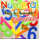 Numeral Interventions by Kim Adsit and Michele Scannell