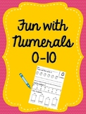 Fun with Numerals 0-10