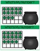 Numerals and Number Words 0- 20 * St. Patricks Day
