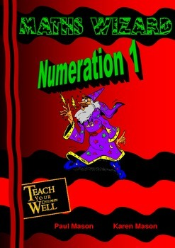 Numeration Book 1 - 100+ pages