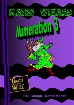 Numeration Book 3 - 100+ pages
