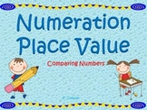 Numeration: Comparing Numbers with Place Value
