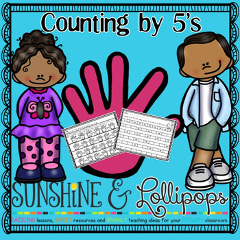 Counting by 5's for K-1 or Reinforcement of Number Sense