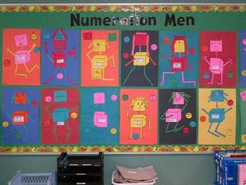 Numeration Men