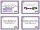 Numeration Task Card Bundle - Pearson enVisions, Topic 2, Grade 3