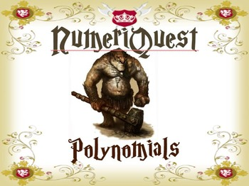 NumeriQuest Polynomials