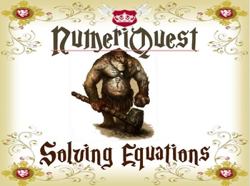 NumeriQuest Solving Linear Equations