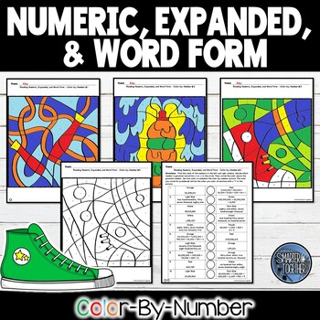 Numeric, Expanded, and Word Form