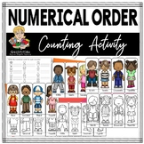 Numerical Order 1-12