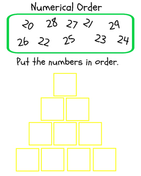 Numerical Order Free Preview