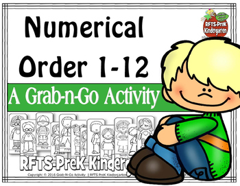 Numerical Order (Grab-n-Go $1 Deal)