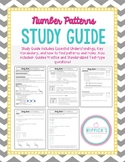 Numerical Patterns Study Guide