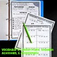 Numerical Patterns and Input Output Tables Bundle 4th Grade