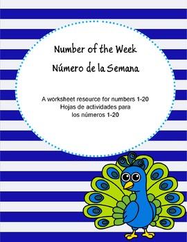 Numero de la Semana // Number of the Week