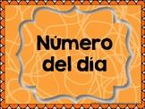 Numero del dia