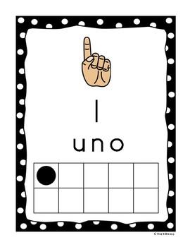 Números 0-10 (Numbers 0-10)