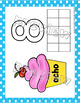 Numeros 0-20 Bundle, Spanish Numbers 0-20 Bundle, Number Recognition,