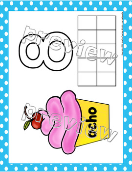 Numbers 0-20 Games and writing Bundle in Spanish