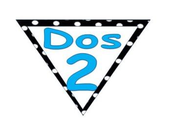 Números 0-20 display