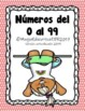 Números 0 al 99