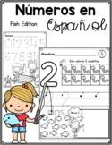 Números 1-10 en Español