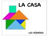Numbers - Houses | Números - Casas