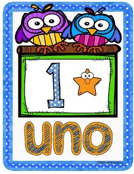 Numeros - Posters 1-20