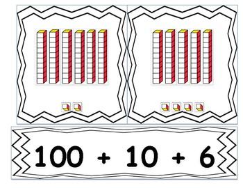 Números de forma estándar y forma desarrollada