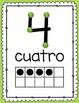 Números en español