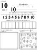 Números y Correspondencia #1-20 || Listo para imprimir || Español